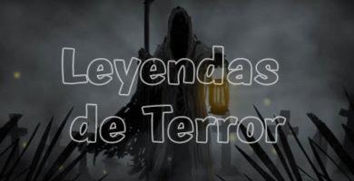 Leyendas de Terror Reales